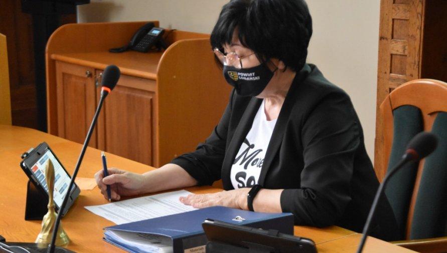 Przewodnicząca Rady Powiatu