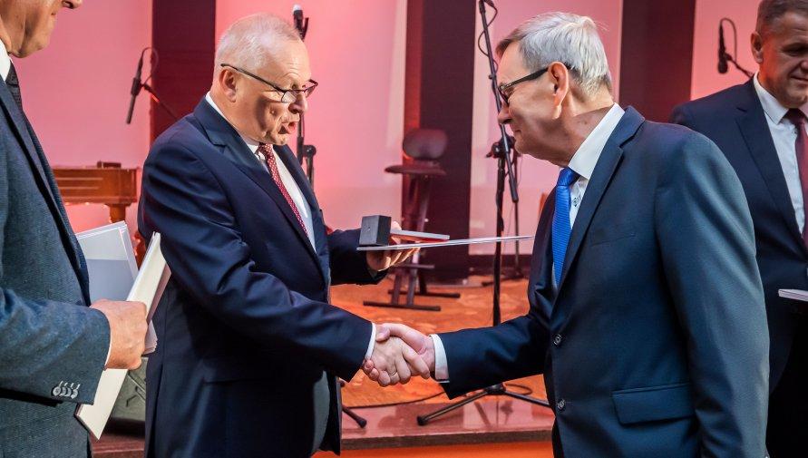 XXVII Zgromadzenie Ogólne ZPP - gala wręczenia nagród Rankingu Gmin i Powiatów, 16 września 2021 r., Wisła: 30 (autorstwa: KRISFOTO - Krzysztof Siekielski)